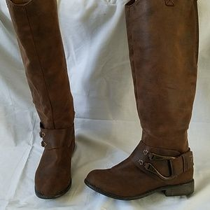 Mossimo Supply Co. Shoes - Knee high boots